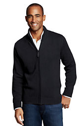 Men's Zip-front Drifter Cardigan Sweater