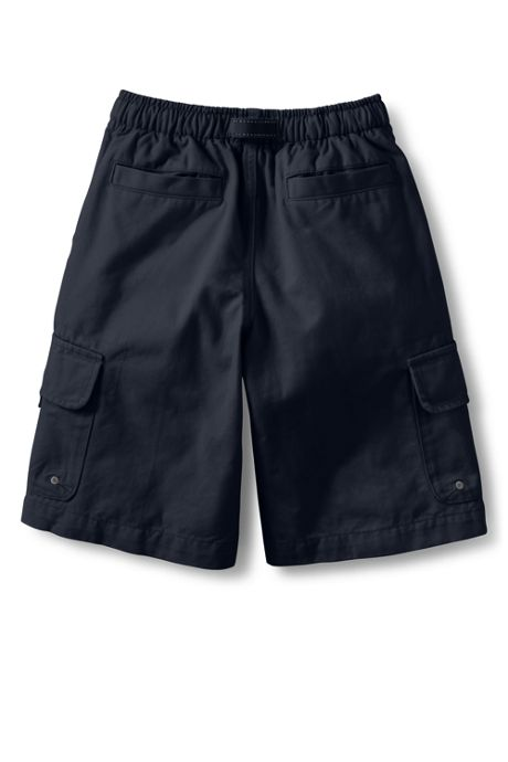 School Uniform Boys Pull On Cargo Climber Shorts