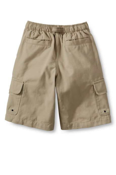 Boys Husky Pull On Cargo Climber Shorts