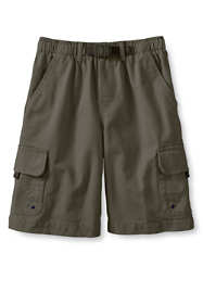 Little Boys Slim Pull On Cargo Climber Shorts