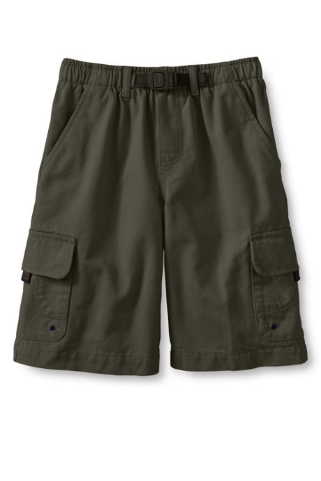 School Uniform Toddler Boys Pull On Cargo Climber Shorts