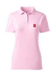 Women's Short Sleeve Fem Fit Interlock Polo