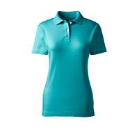 LandsEnd.com deals on Lands End Women's Short Sleeve Fem Fit Interlock Polo
