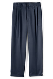 Boys' Pleat Front  Iron Knee® Blended Chino Pants