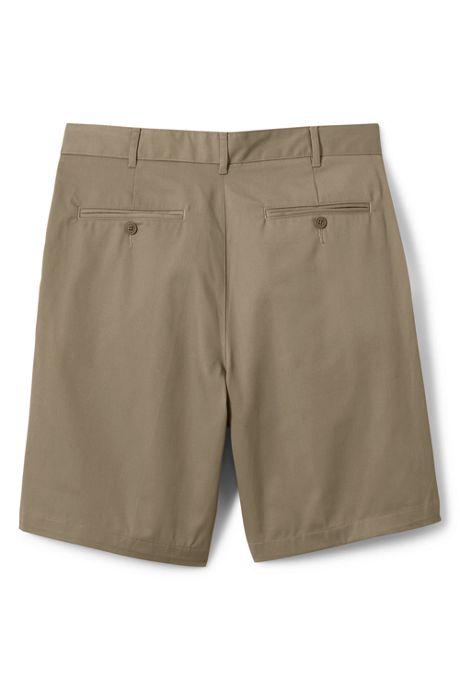 School Uniform Boys Blend Pleat Front Chino Shorts