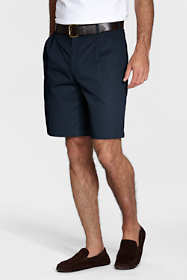Men's Blend Pleat Front Chino Shorts