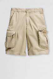School Uniform Stain & Wrinkle Resistant Cargo Shorts