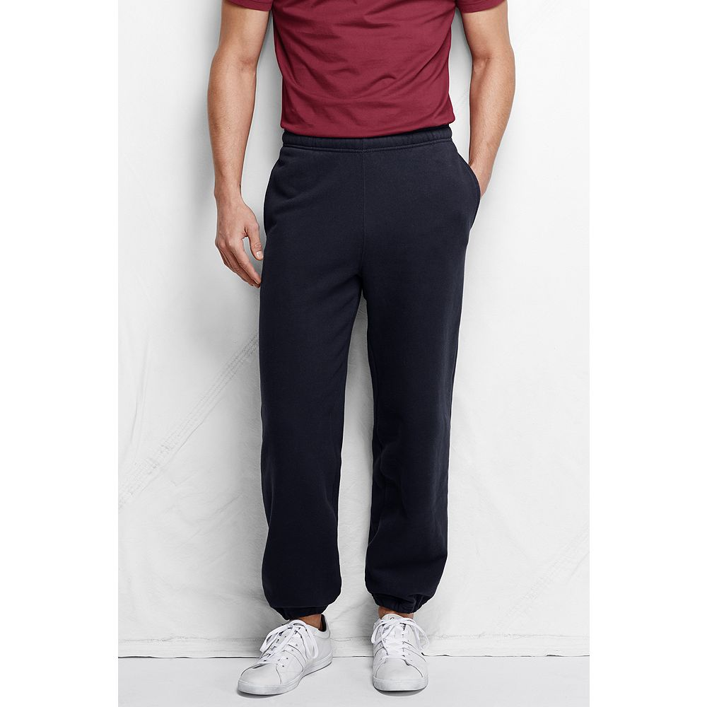 Lands' End Men's Big & Tall Serious Sweat Pants at Sears.com