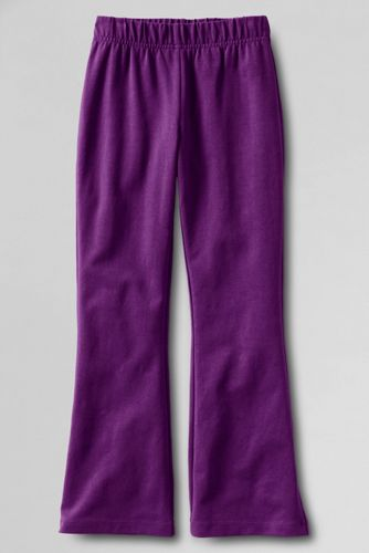 Little Girls' Flared Yoga Pants