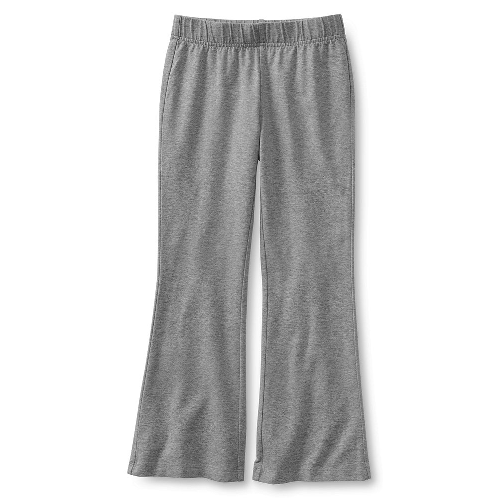 Lands' End School Uniform Toddler Girls' Flare Yoga Pants at Sears.com