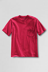 Men's Short Sleeve Pocket Super-T