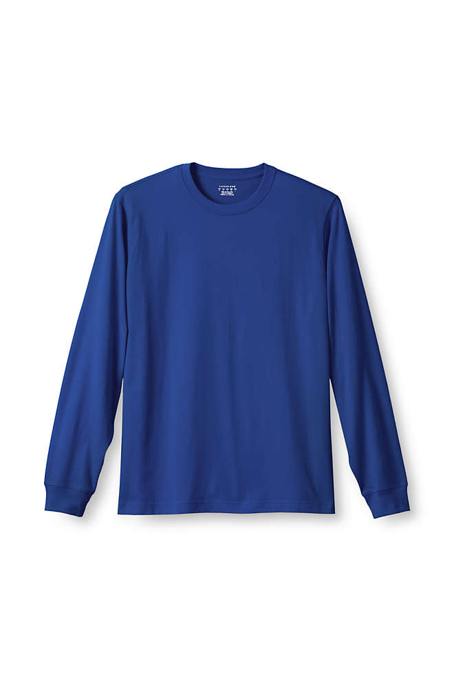 Men's Long Sleeve Super-T T-shirt, Front
