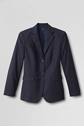 Women's 2-button Gabardine Blazer