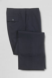 Women's Stretch No Waist Gabardine Trousers