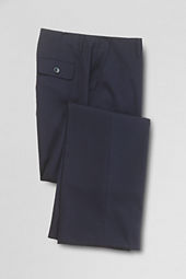 Women's Curvy No-waist Gabardine Trousers