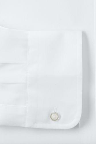Men's Long Sleeve Buttondown No Iron Pinpoint Shirt