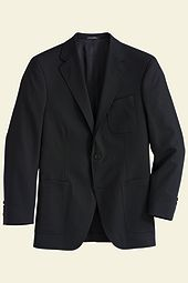 Lands End suit