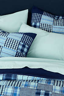 6oz Supima Flannel Sheet Set Lands End