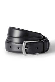 School Uniform Men's Glove Leather Belt