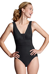 Women's V-neck Slender Swimsuit