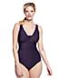 Women's Regular V-neck Slender Swimsuit