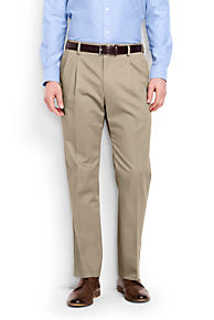 Fake For Sale Amazon Cheap Online Mens Comfort Waist Everyday Chinos - 32 Lands End VSfChEO
