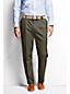 Le Pantalon Chino Confort Repassage Facile avec Pinces, Homme Stature Standard