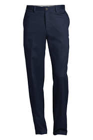 Men's Big and Tall Comfort Waist No Iron Chino Pants
