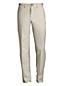 Chino Sans Pinces Facile d'Entretien Coupe Confort Ourlets Sur-Mesure, Homme Stature Standard