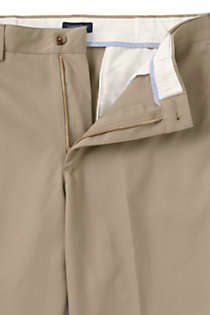 Men's Big and Tall Comfort Waist No Iron Chino Pants, alternative image