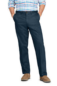 Men's Comfort Waist No Iron Chino Pants