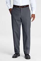 Men's Plain Front Traditional Fit No Iron Chino Pants