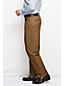 Men's Regular Traditional Fit Plain Front No-iron Chinos