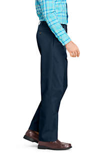 Men's Traditional Fit No Iron Chino Pants, Unknown