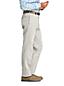 Chino Facile d'Entretien Coupe Classique Sans Pinces Ourlets Sur-Mesure, Homme Stature Standard