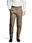 Le Pantalon Chino avec Pinces Coupe Classique, Homme Stature Standard