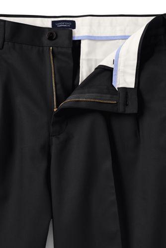 CLASSIC FIT Bügelleichte Chinos mit Bundfalten für Herren