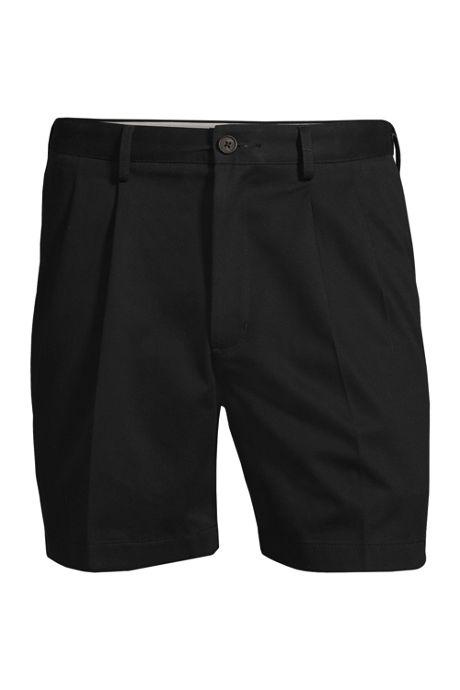Men's Comfort Waist Pleated 6