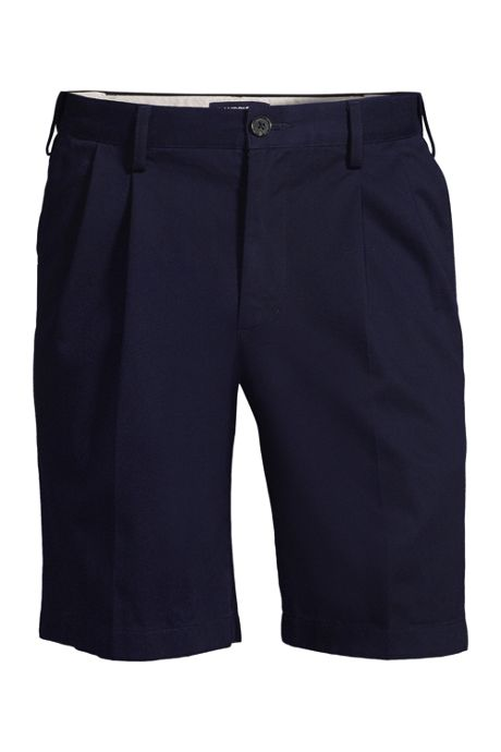 Men's Comfort Waist Pleated 9