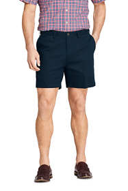 "Men's Comfort Waist 6"" No Iron Chino Shorts"