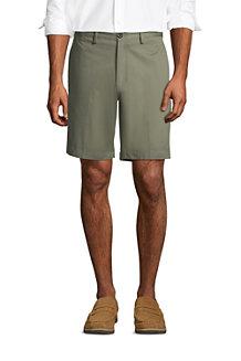 Chino-Shorts mit Komfortbund für Herren