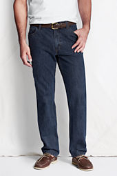 Men's Traditional Fit 5-pocket Denim Jeans