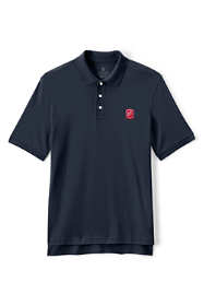 Men's Short Sleeve Interlock Polo