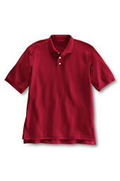Men's Short Sleeve Performance Interlock Polo Shirt