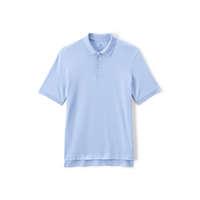 LandsEnd.com deals on Lands End Men's Short Sleeve Interlock Polo