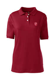 School Uniform Exclusive Women's Short Sleeve Interlock Polo