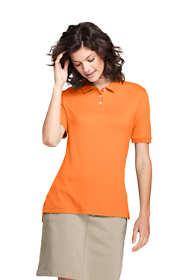 Women's Short Sleeve Interlock Polo