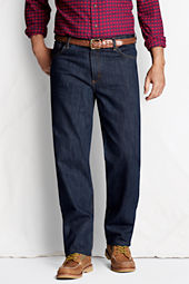 Men's Comfort Waist 5-pocket Denim Jeans