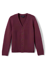 School Uniform Men's Button Front Drifter Cardigan Sweater