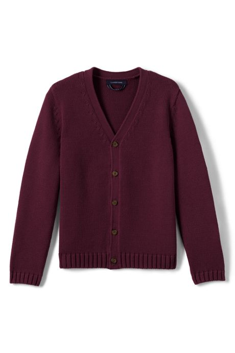 Boys Drifter Button Front Cardigan